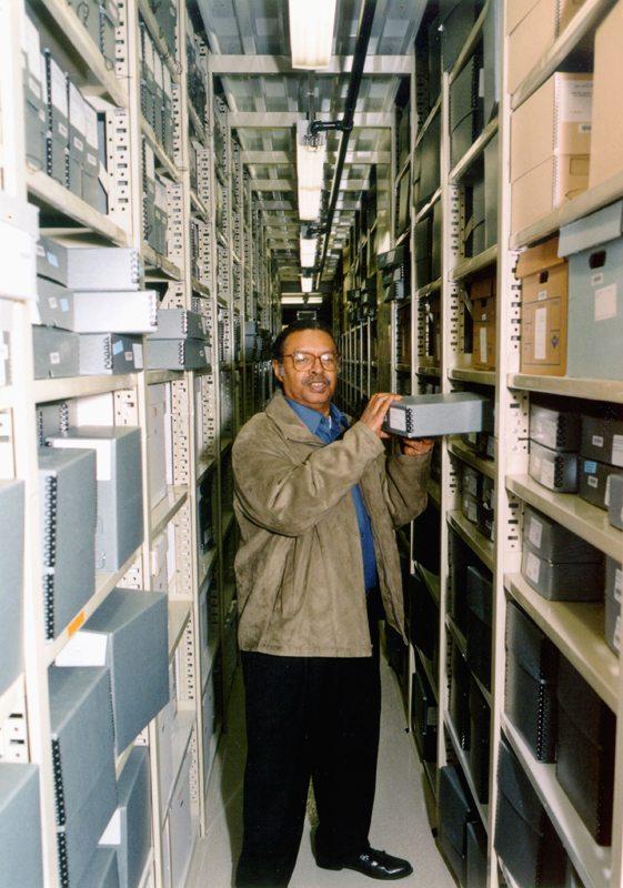 Michael Dett Wilcots / UGMA/UGMAA/Arkestra archivist.