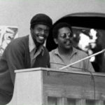 Horace and Bobby Bradford, South Park, South Central Los Angeles, c.1972 (Collection of Steven Isoardi)