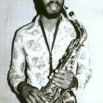 Gary Bias, alto sax, 26 April 1980 (© Mark Weber)