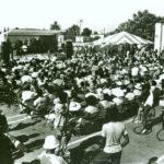 The Arkestra at the Watts Towers Jazz Festival, July 1981 (© Mark Weber)