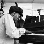 The Arkestra at the Watts Towers Jazz Festival, 16 July 1983 (© Mark Weber)