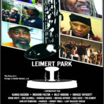 Poster for Leimert Park: The Story of a Village in South Central Los Angeles. The documentary film opens and closes with Horace's last appearance with the Pan Afrikan Peoples Arkestra. Produced and directed by Jeannette Lindsay, 2008.